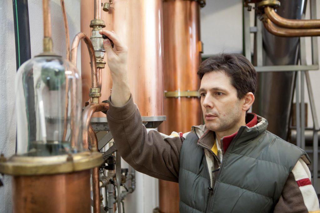Brennerei Franceschini - Luigi Franceschini