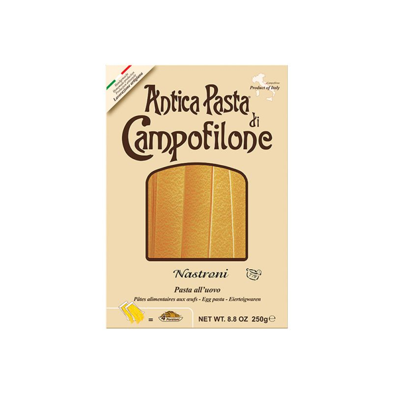 Marcozzi Antica Pasta Nastroni 250 g